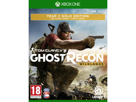 Tom Clancy's Ghost Recon Wildlands Year 2 Gold Edition Xbox One játékszoftver