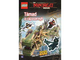 LEGO Ninjago Movie - Támad a cápasereg