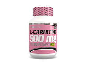BioTech USA L-Carnitine 500 mg, 60 tabliet