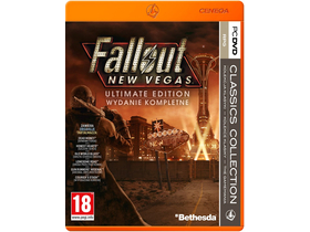 Fallout New Vegas Ultimate Edition (Classic Collection) PC játékszoftver
