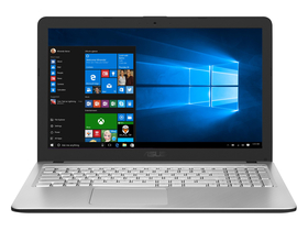 Asus VivoBook X543UB-GQ1037T notebook, ezüst + Windows 10