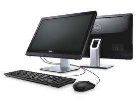 "Dell Inspiron AIO 3264_3264FI3WA1 21.5"" all in one, negru + Windows 10 Home"