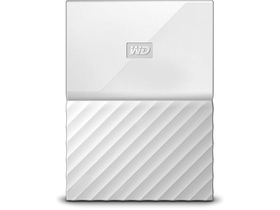 "Hard disk extern WD My Passport 2,5"" 2TB USB3.0, alb (WDBS4B0020BWTWESN)"