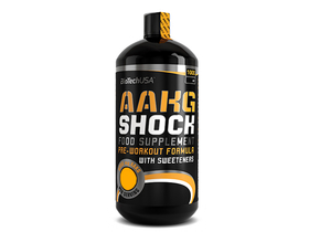 BioTech USA AAKG Shock Extreme, 1000 ml,