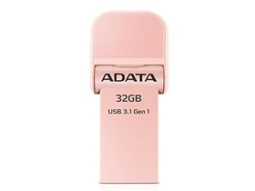 Pendrive Adata 32GB Lightning / USB3.1 Flash Drive, Rose Gold