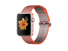 Apple Watch Series 2, 42mm rose gold (mnpm2mp/a)