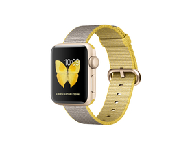 Apple Watch Series 2, 38mm gold/yellow (mnp32mp/a)