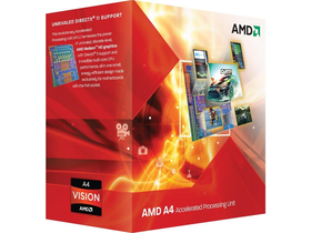 AMD A4 X2 3300 BOX procesor