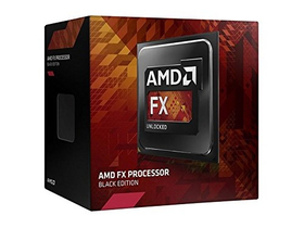 AMD FX-8320E AM3+ 3,2GHz Black Edition Box Processzor