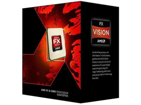 AMD FX-8370 AM3+ 4,0GHz Black Edition Box Processzor