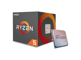 AMD Ryzen 5 1400 Socket AM4 box processzor (YD1400BBAEBOX)