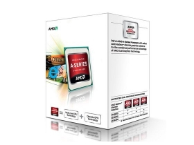 AMD X2 A4 6320 (3800Mhz,1MB ,32nm,65W,FM2 Richland) BOX