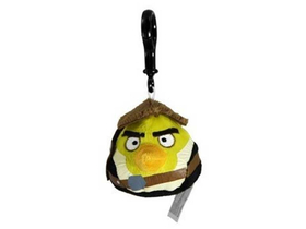 Clip rucsac Angry Birds Star Wars, Han Solo