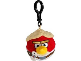 Clip rucsac Angry Birds Star Wars, Luke