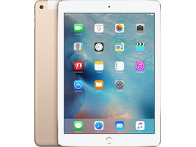 Apple iPad Air 2 Wi-Fi + Cellular 16GB, zlat (mh1c2hc/a)