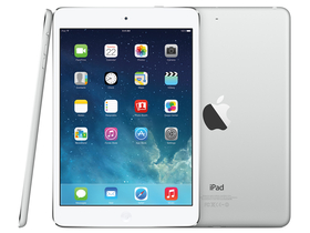 Apple Retina iPad mini Wi-Fi + Cellular 32GB, argintiu (me824hc/a)