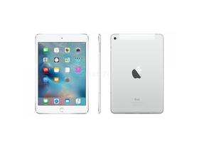 Apple iPad mini 4 Wi-Fi 32GB , сребърен (mny22hc/a)