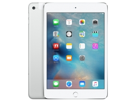 Apple iPad mini 4 Wi-Fi + Cellular 128GB, Silver (mk772hc/a)