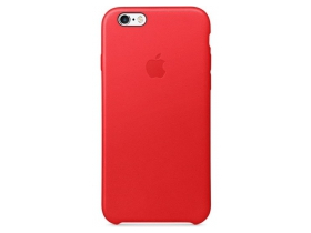 Toc piele Apple iPhone 6s  (PRODUCT) RED (mkxx2zm/a)