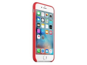 Apple iPhone 6s Plus kožna futrola RED, (mkxg2zm/a)