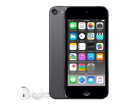 Apple iPod touch 16GB, астро сив(mkh62hc/a)