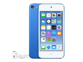Apple iPod touch 16GB, kék (mkh22hc/a)
