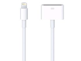 Apple Lightning–30 pinový adapter (0,2 m) (md824zm/a)