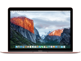 "Apple MacBook 12"" (2016) Core m5 1.2GHz,8GB,512GB,HD 515 (mmgm2mg/a), RoseGold"