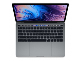 "Apple MacBook Pro 13"" Touch,QC i5 2.3GHz,8GB,512GB SSD,Intel Iris Plus 655, унгарска клавиатура"