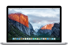 "Apple MacBook Pro 15"" 2.2GHz Retina kijelző 256GB (mjlq2mg/a)"