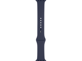Apple Watch 42 mm-es éjkék sportszíj