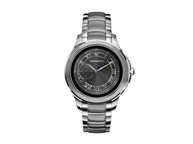 Smartwatch Emporio Armani Connected ART5010, argintiu