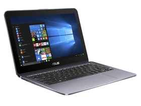 "Notebook Asus VivoBook Flip TP203NAH-BP046T 11,6"", gri + Windows 10, layout tastatura HU"