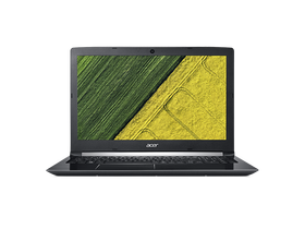 Acer Aspire 5 A517-51G-34BT notebook, fekete