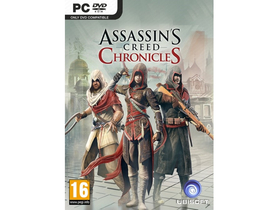 Игра Assassin`s Creed Chronicles за PC