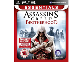 Assassins Creed Brotherhood Essentials PS3 játékszoftver