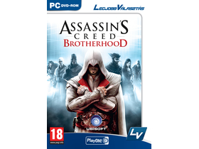 Assassins Creed Brotherhood LV игра за PC