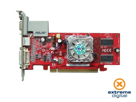 Placă video Asus EAX550GE/TD/256MB PCI