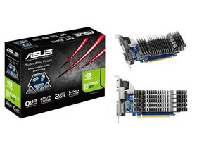 Placă video Asus PCIe GT610-SL-2GD3-L - GT610 2GB