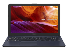 Notebook Asus VivoBook X543UA-DM1706, gri inchis ( tastatura layout HU)