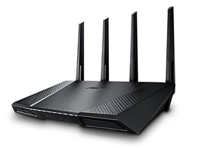 Asus RT-AC87U 2350 Mbps AC wifi router 2 x USB port