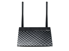 Asus RT-N12+ 300Mbps Wireless router  (RT-N12Plus)