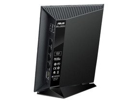 Безжичен рутер Asus RT-N56U Black Diamond 600Mbps двулентов Gigabit, wifi, 2 USB порта