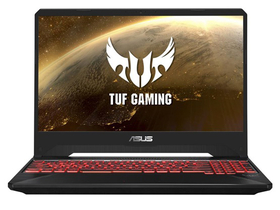 Asus TUF Gaming FX505GD-BQ104 notebook, черен
