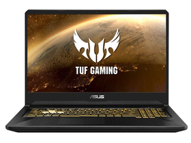 Notebook Asus TUF Gaming FX705GD-EW077, gri (tastatura layout HU)