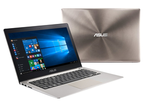 "Asus Zenbook 13,3"" UX303UB-R4096T notebook, barna + Windows 10"