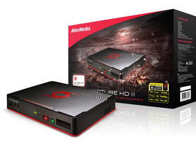 AverMedia C285 Game Capture HD II Digitalizáló