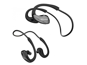Awei Bluetooth headset, čierny