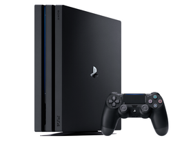 Sony PS4 Pro 1 TB konzol, fekete + The Last of Us Part II Limited Edition játék szoftver