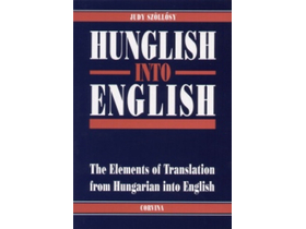 Judy Szöllősy - Hunglish into English